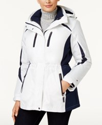 Tommy Hilfiger Colorblocked 3 In 1 Coat
