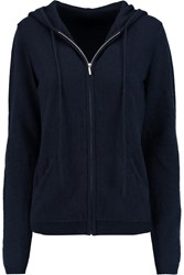 Banjo And Matilda Cashmere Hooded Top Blue