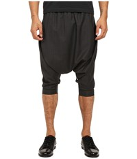 Private Stock The Stingo Shorts Pinstripe Men's Shorts Black