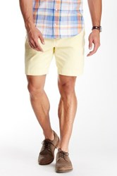 Tailorbyrd Chino Short Yellow