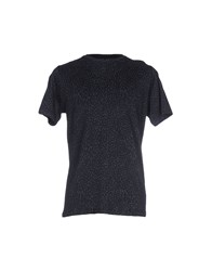Kaos T Shirts Dark Blue