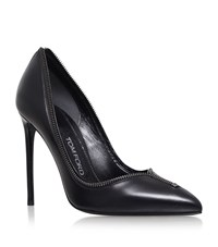 Tom Ford Zipped Pumps 105 Female Black