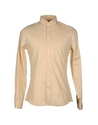 Red Soul Shirts Beige