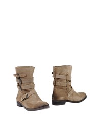 Inuovo Ankle Boots Camel