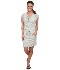 The North Face Aurora Dress Heather Grey Women's Dress Gray