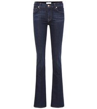 7 For All Mankind B Air Bootcut Jeans Blue