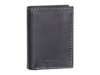 Kenneth Cole Reaction Traveler Trifold Black Wallet Handbags