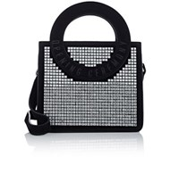 Opening Ceremony Women's Lynx Crossbody Bag Black