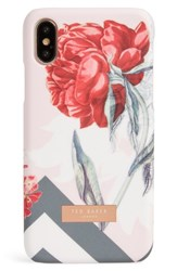 Ted Baker London Palace Gardens Iphone X Case Pink