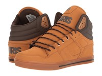 Osiris Clone Urban Rocker Men's Skate Shoes Brown