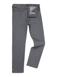 Armani Jeans J21 Regular Fit Grey Grey Denim