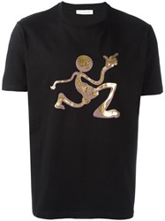 J.W.Anderson 'Mercury' T Shirt Black