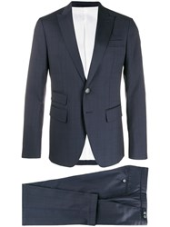 Dsquared2 Single Breasted Two Piece Suit 60