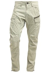 G Star Gstar Rovic Zip 3D Tapered Cargo Trousers Rustic Green Oliv
