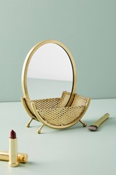 Anthropologie Aileen Jewelry Stand Gold