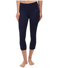 Brooks Greenlight Capris Navy Navy Women's Capri Blue