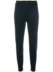 Clips Perfectly Fitted Leggings Blue