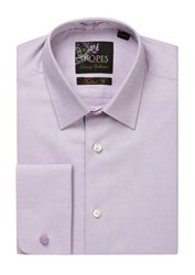Skopes Men's Luxury Collection Formal Shirt Lilac