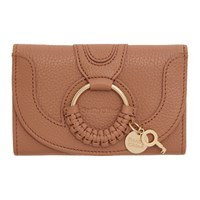 See By Chloe Pink Small Hana Wallet