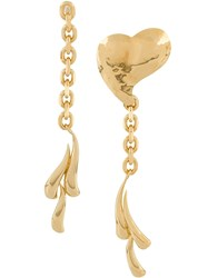 Wouters And Hendrix Long Abstract Earrings 60
