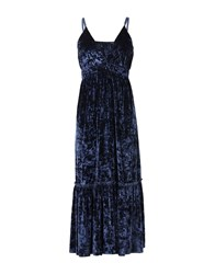 Miss Miss By Valentina 3 4 Length Dresses Dark Blue
