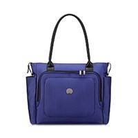 Delsey Cruise Soft Ladies Tote Blue