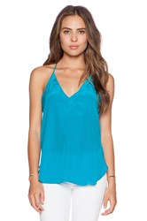 Rory Beca Lyda Tank Teal