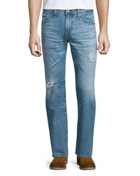 Ag Jeans Graduate 18 Years Heywood Denim Light Blue
