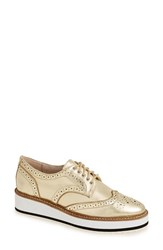 Shellys Women's London 'Emma' Platform Oxford 2 Heel
