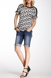 Stitch's Jeans Ace Bermuda Short Blue