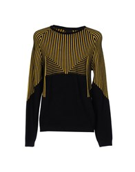 Relive Sweaters Yellow