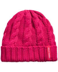 Helly Hansen Women's Cable Knit Urban Beanie Azalea
