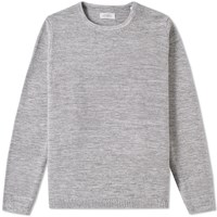 Saturdays Surf Nyc Wade Knit Sweater Grey