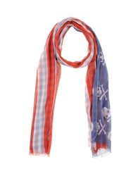 Hydrogen Accessories Stoles Women Red