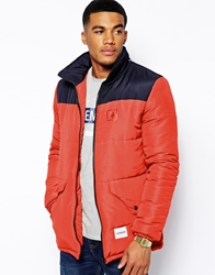 Supreme Being Supremebeing Fortress Padded Jacket Orange