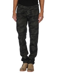 Macchia J Denim Pants Military Green