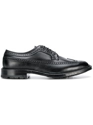 Alden Classic Derby Shoes Black