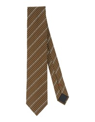 Moschino Accessories Ties Men Military Green