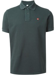 Aspesi Classic Polo Shirt Green