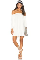 Rachel Pally Trice Mini Dress White