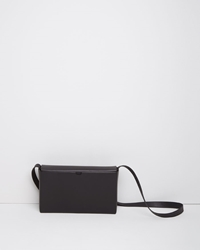 Isaac Reina Small Packaging Shoulder Bag Black