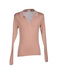 Gianfranco Ferre Gf Ferre' Knitwear Jumpers Men Pastel Pink