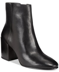 Aldo Women's Sully Block Heel Mod Booties Black