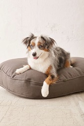 Urban Renewal Bowser Hemp Dog Bed Charcoal