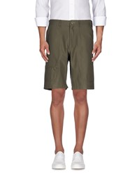 Patagonia Trousers Bermuda Shorts Men Military Green