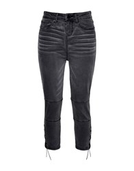 Jolie By Edward Spiers Jeans Black