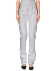 Alexis Mabille Casual Pants White