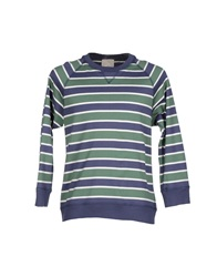 Band Of Outsiders T Shirts Green