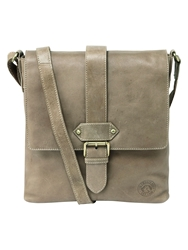 Tog 24 Henley Leather Holdall Taupe