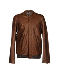 Dacute Jackets Dark Brown
